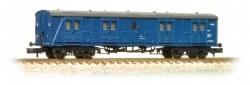 SR 50 Bogie B Luggage Van BR Blue