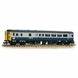 BR MK2 DBSO Driving Brake Second Open Blue and Grey