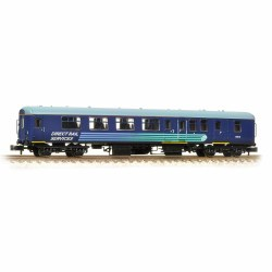 BR Mk2A BSO Brake Second Open DRS Courier
