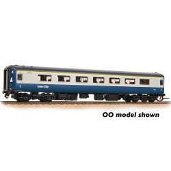 BR MK2F FO First Open Coach Blue and Grey