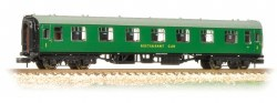 BR Mk1 RFO Restaurant Car SR Green