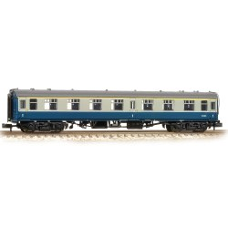 BR Mk1 FO First Open Blue & Grey