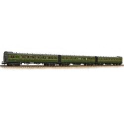 SECR 60' Birdcage Stock - 3-Pack - SR Olive Green