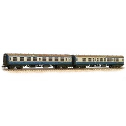 Mk1 Coach Pack 'Works Test Train' BR Blue & Grey Weathered
