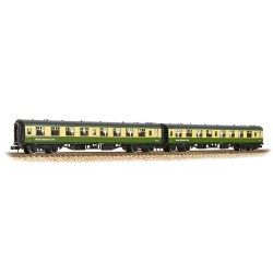 BR Mk1 TSO 2-Coach Pack BR West Highland Line Green & Cream