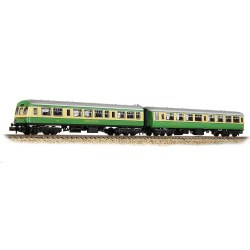 BR 'Highlander' Coach Pack Mk2 TSO & Class 101 DTCL BR Highland Rail Green & Cream