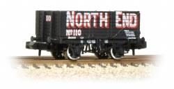 7 Plank Wagon End Door Wagon 'North End'