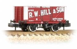 8 Plank Fixed End Wagon R. W. Hill