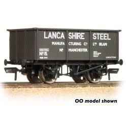 27 Ton Steel Tippler Wagon 'Lancashire Steel'