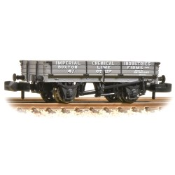 3 Plank Wagon'I.C.I. Buxton Lime'