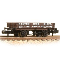 3 Plank Wagon 'Easter Iron Mines'