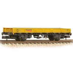 BR SPA Open Wagon Network Rail Yellow - Weathered