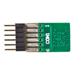 6 Pin Decoder Blanking Plug (Straight) (x5)