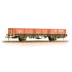 31 Tonne OCA Dropside Open Wagon Railfreight Red - Weathered
