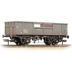 BR MKA 'Limpet' Open Wagon Grey - Weathered
