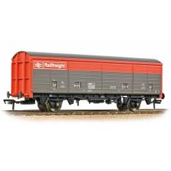 BR VDA Van BR Railfreight Red & Grey