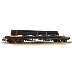 BR BDA Bogie Bolster Loadhaul - Includes Wagon Load