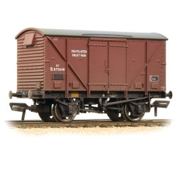 12 Ton BR Plywood Fruit Van BR Bauxite (Late) Weathered