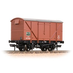 BR 12T Ventilated Van Plywood Doors BR Bauxite (Early) 'ICI'