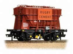 22 Ton Presflo Bulk Powder Wagon Rugby Cement