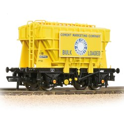 BR 22T 'Presflo' Cement Wagon 'Blue Circle Cement' Yellow