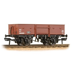 13 Ton H/Sided Steel Wagon (Chain Pockets) LNER Grey