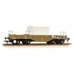 BR FNA Nuclear Flask Wagon Sloping Floor With Flask