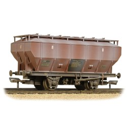 Covhop Wagon BR Bauxite - Heavily Weathered