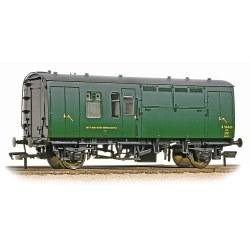 Mk1 Horse Box BR Green (SR) Livery