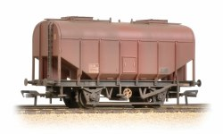21 Ton Grain Hopper BR Bauxite (Late) Heavily Weathered