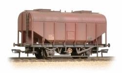 21 Ton Grain Hopper BR Bauxite (Late) Heavily Weathered