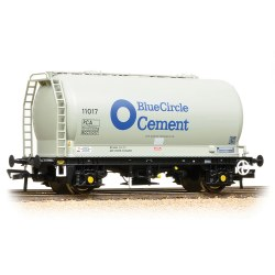 PCA Metalair Bulk Powder Wagon 'Blue Circle Cement'