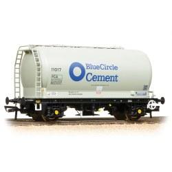 PCA Metalair Bulk Powder Wagon 'Blue Circle Cement'