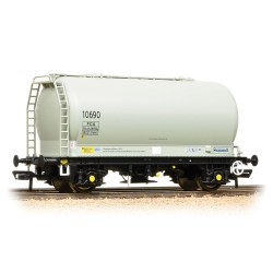 PCA Metalair Bulk Powder Wagon Grey