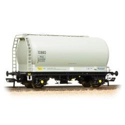 PCA Metalair Bulk Powder Wagon Grey