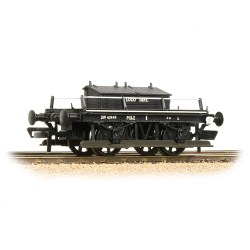 GWR Shunters Truck BR Departmental Black