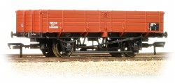 12 Ton Pipe Wagon BR Bauxite Late