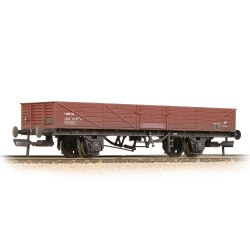 BR 22T Tube Wagon BR Bauxite (Late) - Weathered