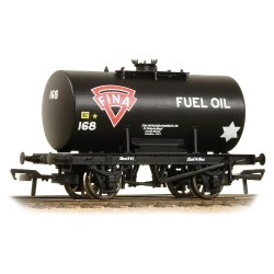 Class B 14 Ton Anchor-Mounted Tank Wagon 'Fina' Black