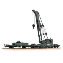 Ransomes & Rapier 45 Ton Breakdown Crane GWR Black