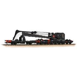 Ransomes & Rapier 45 Ton Breakdown Crane BR Black E/Emblem