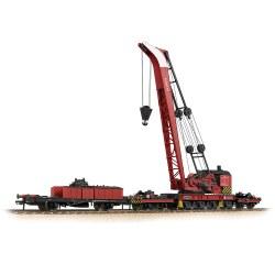 Ransomes & Rapier 45 Ton Breakdown Crane BR Red