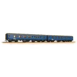 BR Mk2A BFK Twin Pack HST Barrier Vehicles 'ADB975665' & 'ADB975666'