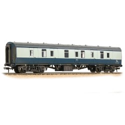 Mk1 BG Brake Gangwayed BR Blue & Grey  - Weathered