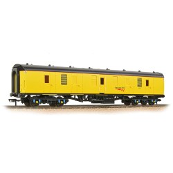 Mk1 BG Brake Gangwayed Generator Van Network Rail Yellow