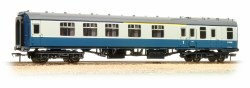 Mk1 BCK Brake Composite Corridor BR Blue & Grey