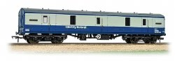 Mk1 GUV General Utility Van BR Blue & Grey (InterCity Motorail)