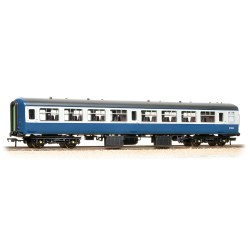 Mk2A TSO Tourist Second Open BR Blue & Grey