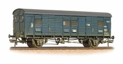 CCT Covered Carriage Truck BR Blue  - Weathered