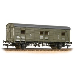 Mk1 CCT Covered Carriage Truck BR Departmental Olive Green